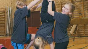 Gymnastik, leg og samarbejde