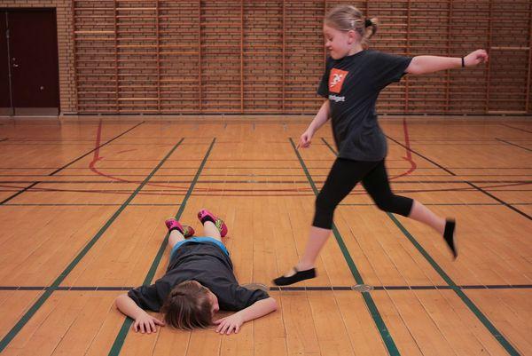 Stunt spark i maven - Idræt